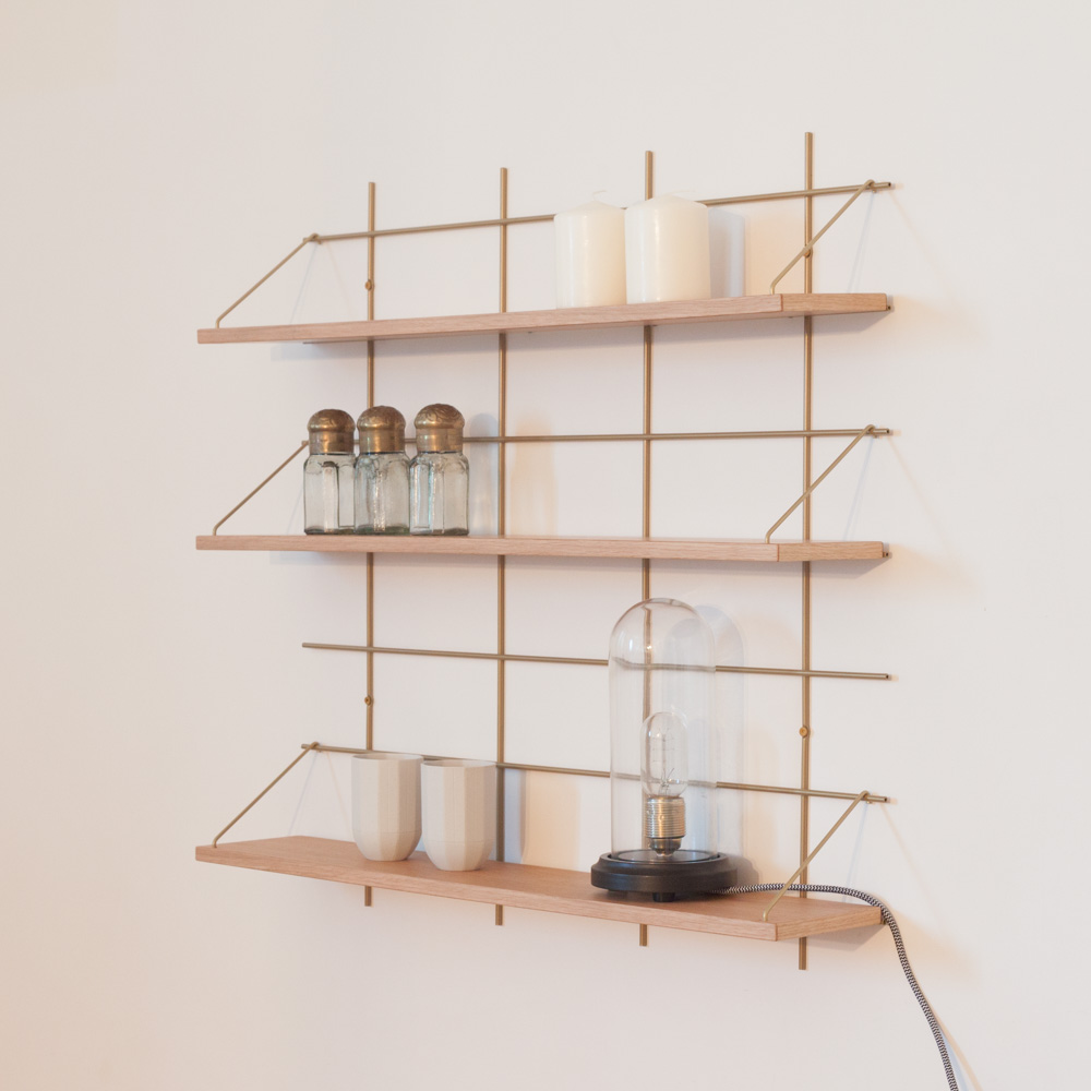 Gassien Paris - Khadija shelf