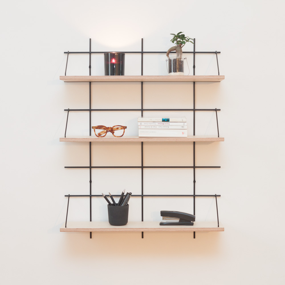 Gassien Paris - Céleste shelf