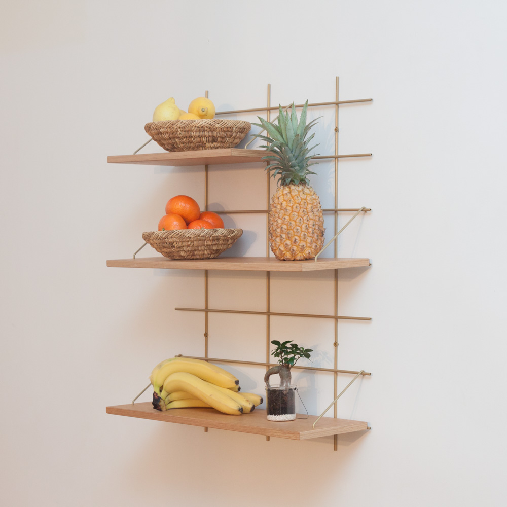 Gassien Paris - Nora shelf